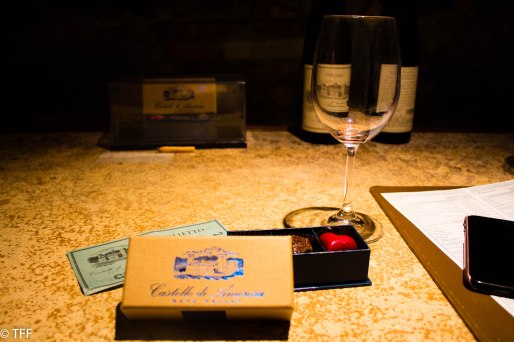 $45 Premium Wine Tasting with $5 Chocolate pairing